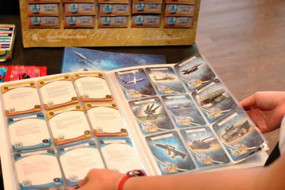 jeu de cartes - photo de la page Facebook des bibliothèques